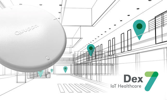 DextraData relies on real-time locating system from Quuppa for IoT