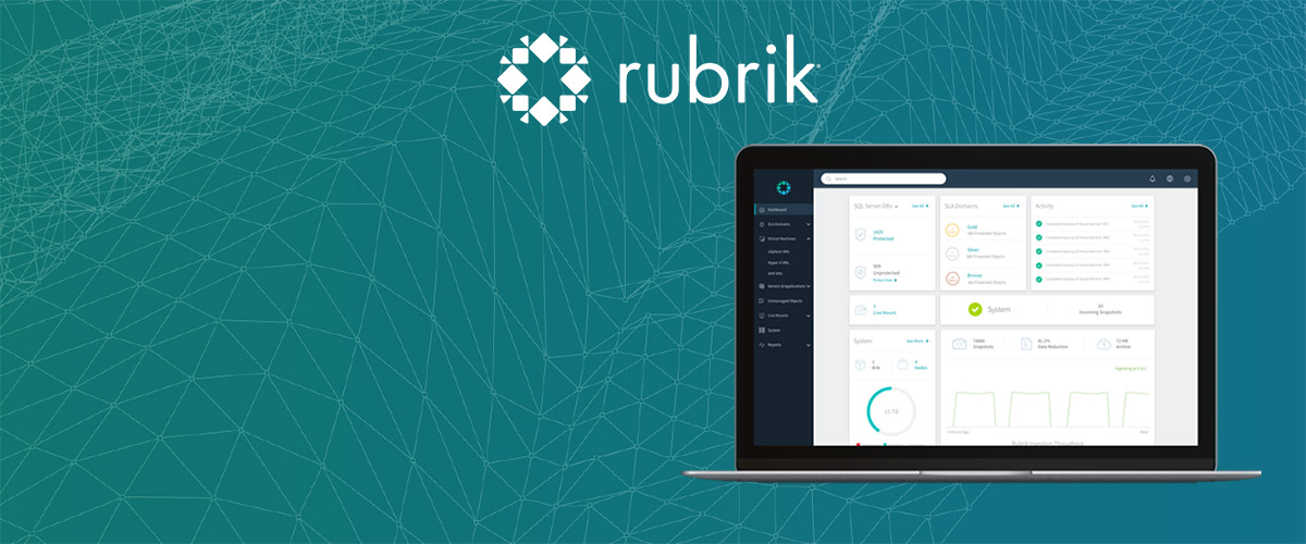 Webcast Rubrik Cloud Data Management