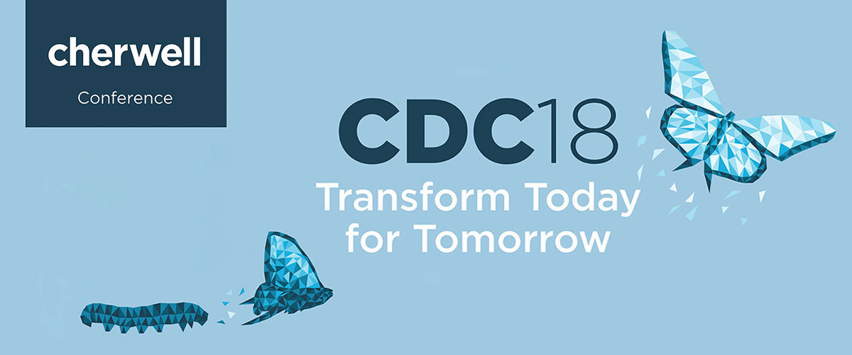 CDC18 – Transform Today for Tomorrow